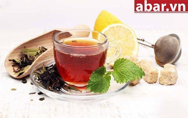 cách pha hồng trà