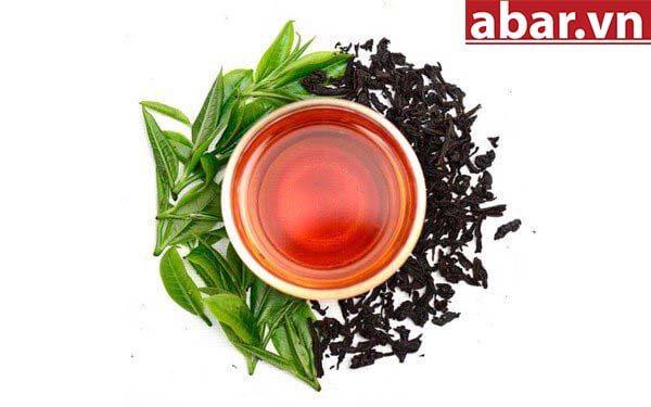 công dụng của hồng trà