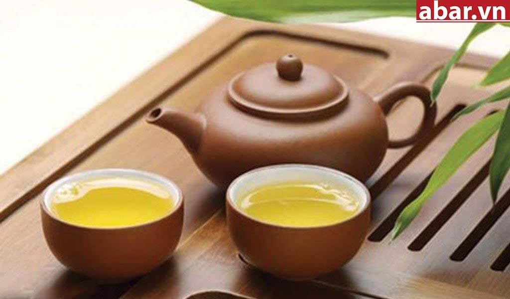 cách pha trà đinh