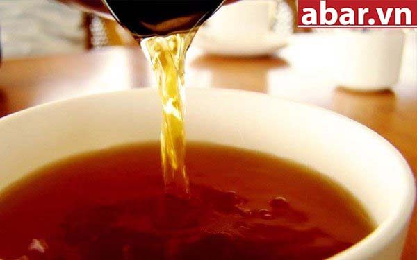 hồng trà sủi bọt 1