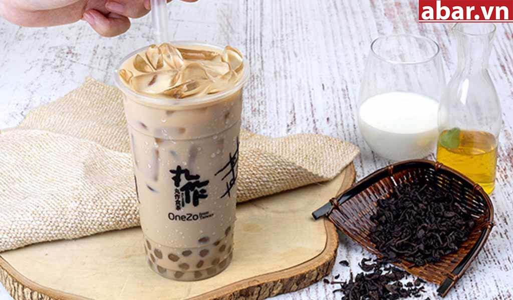 lục trà sữa trân châu
