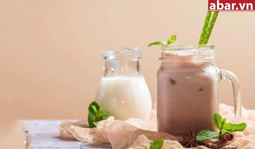 trà sữa cacao 3