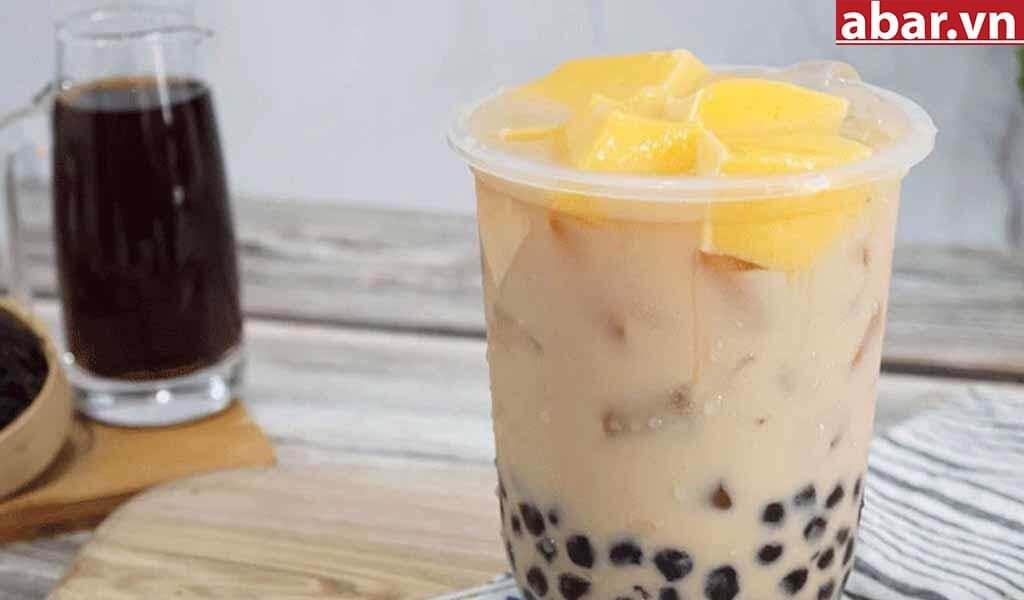 trà sữa pudding