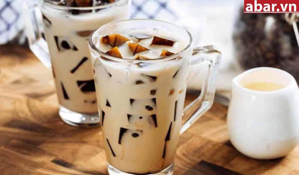 trà sữa thạch