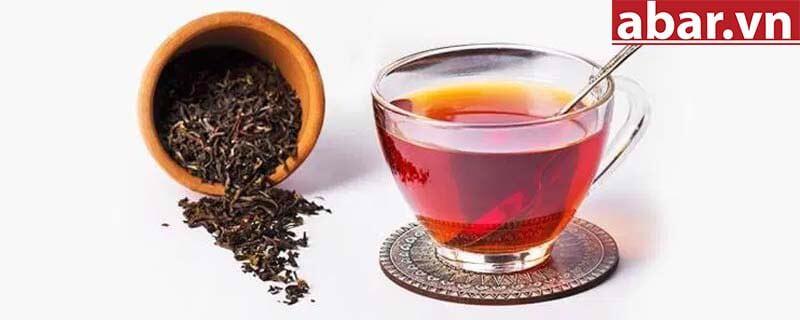 trà đen pha trà sữa 3