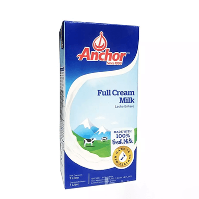 Sữa tươi tiệt trùng Anchor